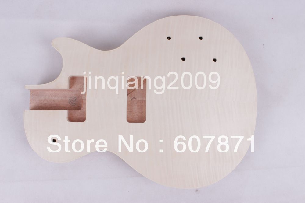 ONE   Unfinished electric LP guitar body new high quality планшет digma optima prime 2 3g black ts7067pg spreadtrum sc7731 1 2 ghz 512mb 8gb wi fi 3g bluetooth gps cam 7 0 1280x800 android 388007