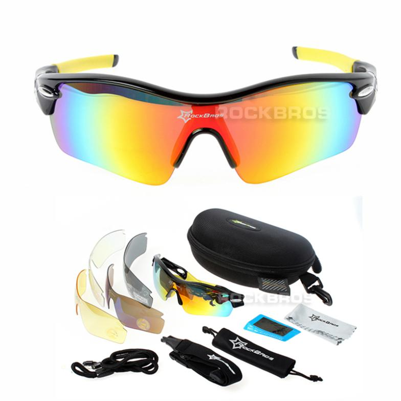 Cycling Sunglasses Review  aliexpress com hot new rockbros polarized 5 lens cycling