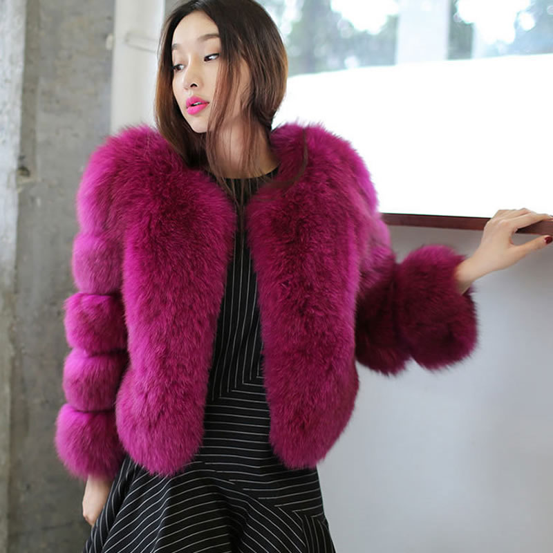 Online Buy Wholesale fake fur coats sale from China fake fur coats ...