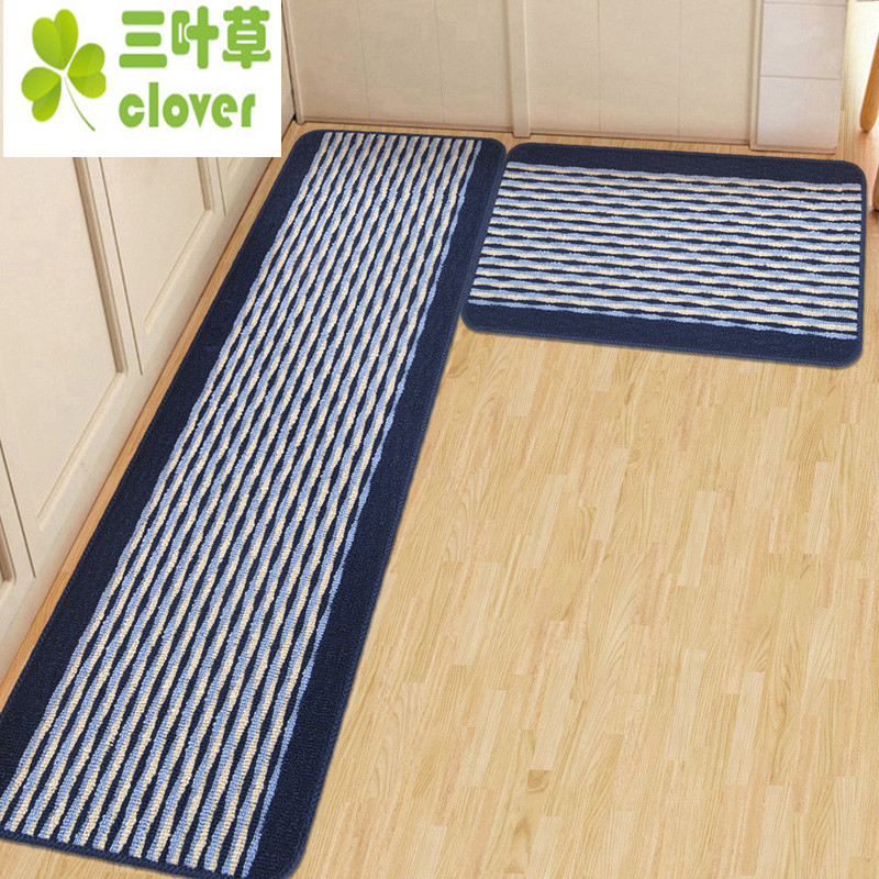 Free Shipping The Kitchen Floor Mat Anti Skid Absorbent