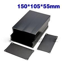 150x105x55 мм алюминиевый корпус печатной платы охлаждающий чехол