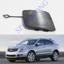 1 Piece Front Bumper towing hook eye cover trailer hitch cap 25928246 for Cadillac SRX 2010-2015