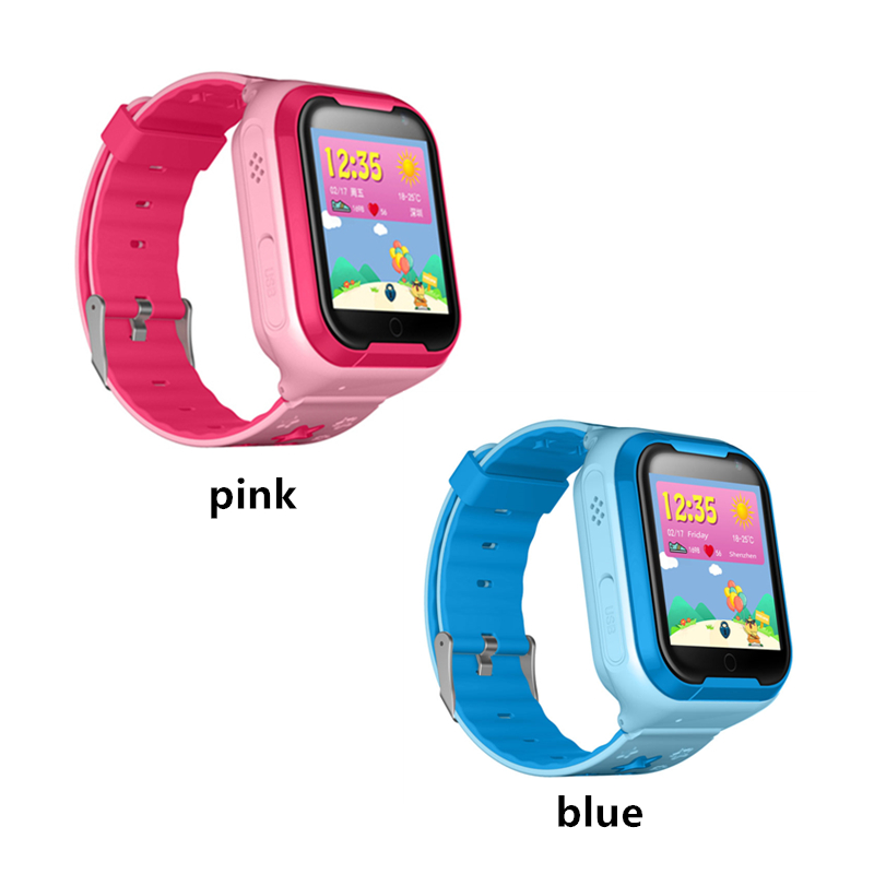 Kids GPS Tracker 4G Smart watch M05 LBS WIFI location SOS call Android 4.2 Pedometer Camera Children Smart watches M05 1PCS 11