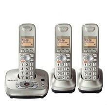 KX-TG4021 Беспроводной dect телефонов с Автоответчиком телефон беспроводной цифровой телефон