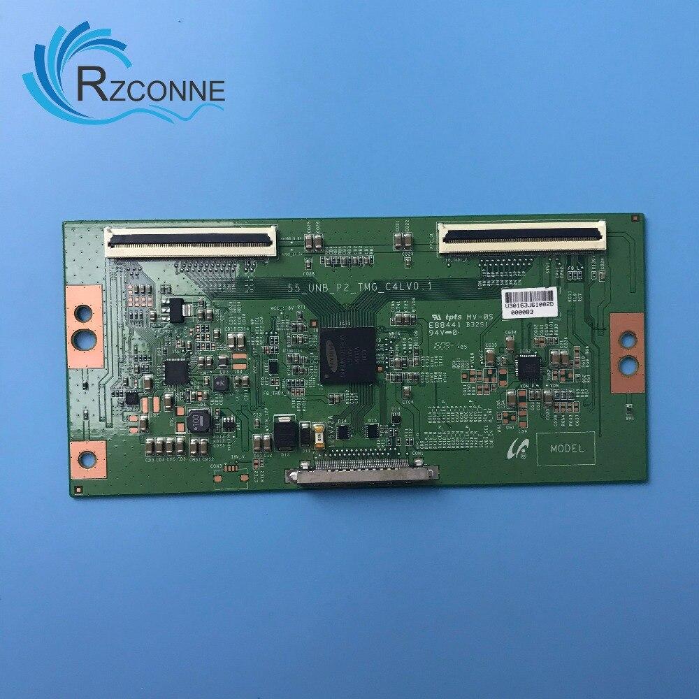 Logic Board Card Supply For Samsung 55_UNB_P2_TMG_C4LV0.1  LTI550HN09 LTI550HN10 LH55UDDPLBB LJ94-30163C LH55UD UD55D