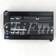 16AI adquisición analógica 4AO salida analógica Ethernet RTU módulo IO unidad Modbus TCP