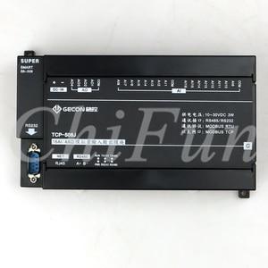 Image 1 - 16AI analog acquisition 4AO analog output Ethernet RTU module IO unit Modbus TCP