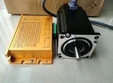 NEMA23 2N.m 3phase easy servo Closed loop stepper motor drive kit CNC DC20-50V LCDA357H+LC57H380