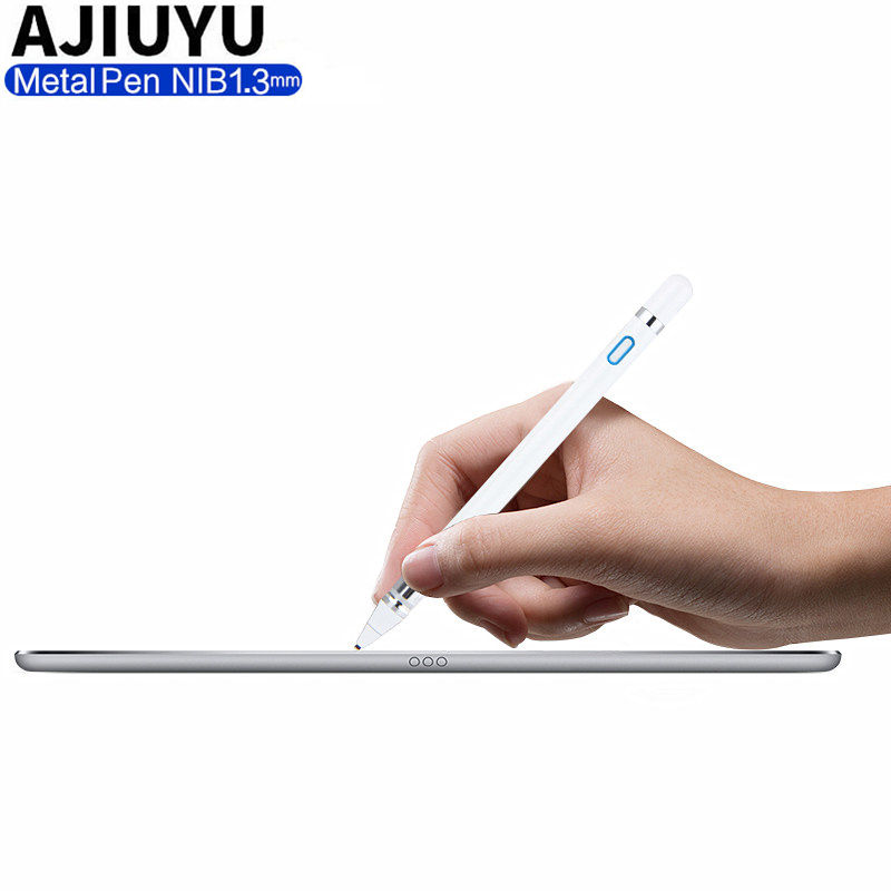 Active Stylus Pen Capacitive Touch Screen For IPad Mini 4 3 2 Ipad Mini4 Mini3 Mini2 Tablets Case Pencil NIB1.3mm High Precision