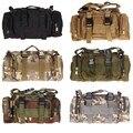 600D tecido Oxford impermeável Sacos de Escalada Ao Ar Livre Pacote de Cintura Tático Molle Militar Camping Caminhadas Bag Bolsa H1E1