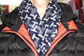 2015 nuevos hombres de moda cepillado pañuelos de seda, tamaño : 170 x 50 oscuro blueGeometry patrones, regalos día del padre