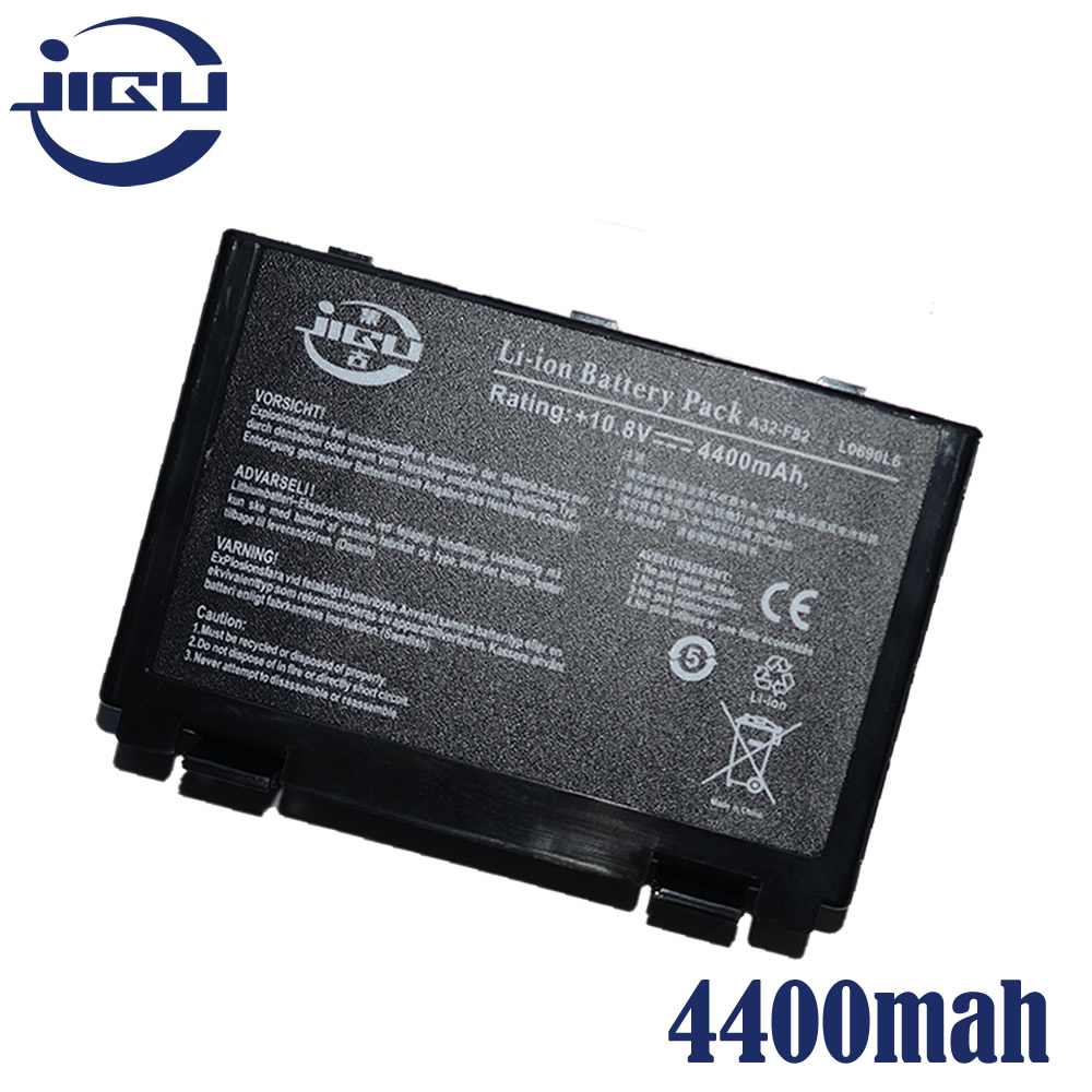 US $14.84 5% OFF JIGU New Laptop Battery For Asus K50AD A32 F52 X5E on