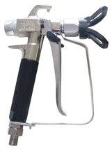 ILOT металла безвоздушного распылителя краски пистолет подходит для ВАГНЕРА пистолет пп-05