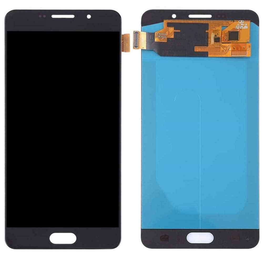 Teléfono Móvil Lcd para el modelo samsung galaxy A7 2016 A710F A710N A710M Protector de pantalla Lcd piezas de repuesto digitalizador Asamblea