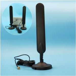 3G/4G/LTE 10dBi Omni-Directional Universal Blade Antenna (Antenna + Base) for huawei B593,B525,E5186 B612 B715(China)