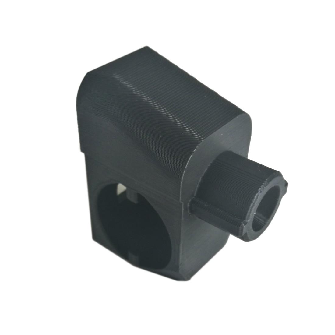 MODIKER PLA  DK Buffer Tube Adapter For Ump45 Receiver FOR JM Gen.9 / FOR AEG Rear Buffer Tube - Black