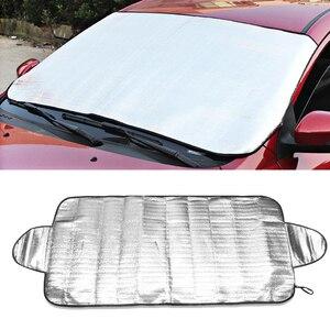 Front Rear Car Window Sunshade