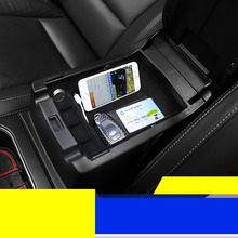 lsrtw2017 abs car armrest storage plate for subaru xv forester outback