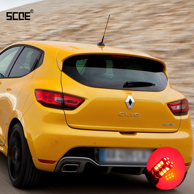 for renault clio clio sport tourer scoe 2015 new 2x 30smd. Black Bedroom Furniture Sets. Home Design Ideas