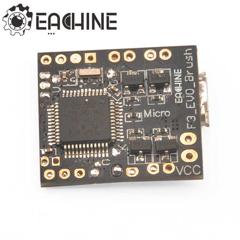 Eachine Tiny 32bits F3 Brushed Flight Control Board Based On SP RACING F3 EVO For Micro FPV Frame цена 2016