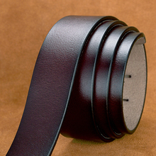 Men's High Quality Leather Belt