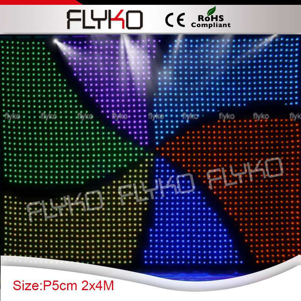 Led curtain concert - Concert Stage Background Led Display Led Vision Curtain Cloth In Stage Lighting Effect From Lights Lighting On Aliexpress Com Alibaba Group