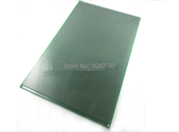 Free Shipping 20*30cm  Double Sided  PCB Printed Circuit Board Prototyping FR-4 Glass Fiber Universal Double Circuit Board