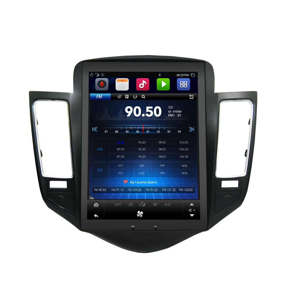 Chevrolet Navigasi Radio Audio