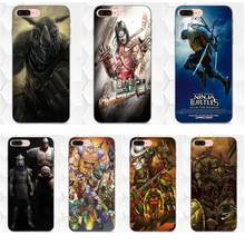 For Samsung Galaxy A3 A5 A6 A6s A7 A8 A9 Star Plus 2016 2017 2018 Thin TPU Cell Tmnt Teenage Mutant Ninja Turtl(China)