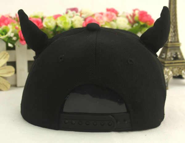 ... Fashion Bull Demon King Baseball Cap hip-hop Cap Adjustable Snapback  Hats for Kids 915b7b2b3e8f