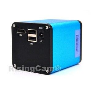 Image 4 - オートフォーカスuドライブ収納 1080 1080p hdmi 60fpsソニーcmosセンサーcマウント産業用ステレオ顕微鏡カメラ