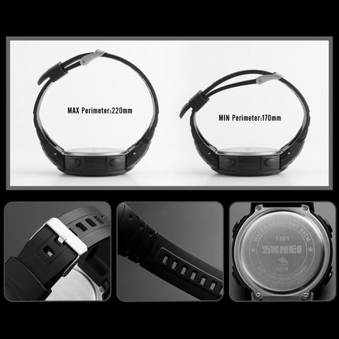 Luxury Brand SKMEI Sport Men Smart Watch Waterproof Calorie Pedometer Military Wristwatch Fashion Men Sports Watches Bracelet Karachi