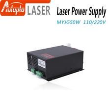 50W CO2 Laser Power Supply for CO2 Laser Engraving Cutting Machine MYJG-50W category цены онлайн