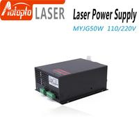 50W CO2 Laser Power Supply for CO2 Laser Engraving Cutting Machine MYJG 50W category