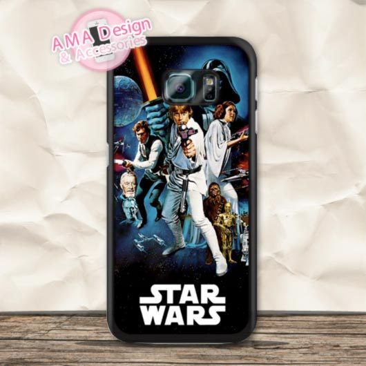 huge selection of 8c9a8 56be2 US $2.99  Legend Star Wars All Characters Case For Samsung Galaxy S9 S8 S7  S6 Edge Plus S5 mini S4 active Core Win Note 5 4-in Half-wrapped Case from  ...