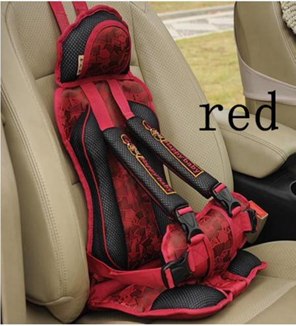 Top qualidade! criança do bebê cinto de segurança do assento de segurança do carro cadeira 3 cores proteção garoto Frete grátis para 9 meses-4 anos criança