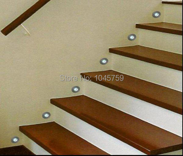 Emejing Stair Lights Indoor Contemporary - Interior Design Ideas ...