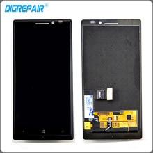Nouveau Noir Pour Nokia Microsoft Lumia 930 LCD Affichage à L'écran Tactile Digitizer Assemblée Repalacement Pièces