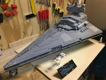 3250pcs Star Fighters Starship Destroyer Building Blocks Bricks Wars Assemble Compatible legoing Birthday Christmas Gift