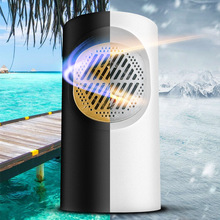 Portable Touchscreen Silent Electric Fan Heater Warm Thermostat Fast Heating Hot Sale