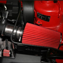 Universal Kits Auto car Race Sports Intake Air Filter 3 115 mm Red Cone Cleaner Vent Crankcase