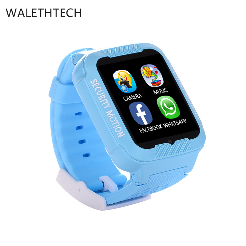 GPS+AGPS+LBS Children Smart Watch with MP3 camera Kids Smart Band GPS kids watch color touch screen smartwatch for baby SOS K3 lemado v12 gps sport smart watch for children 1 22 touch screen support 32g tf card vibration sos kids safe tracker with camera