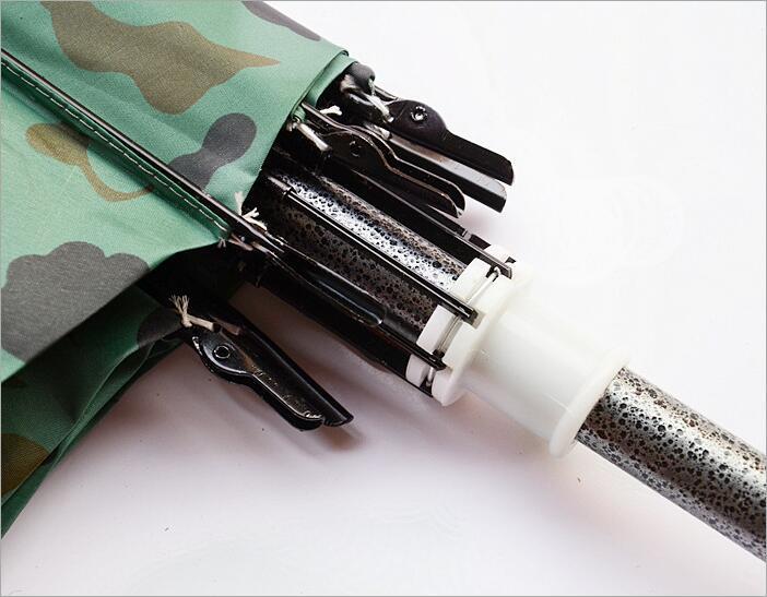 حار بيع الترفيه لطي أشعة الصيد مظلة أفضل هدية للرجل الشاطئ مظلة-في مظلات من المنزل والحديقة على  مجموعة 2