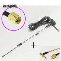 3g антенна 5dBi 800-2170 МГц магнитное основание 3 м Удлинительный кабель SMA мужской + SMA разъем для MS156 штырьковый разъем кабель RG316