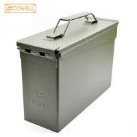 30% de desconto 30 cal metal munição pode militar e exército m19a1 all metal caixa para armazenamento a longo prazo pelo sólido tático bala caixa de munição caso|box for|box can|box ammo -
