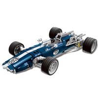 XingBao Dream Car series 1758pcsBlue Sonic Formula Racing Car set Building Blocks Bricks Educational Funny Toys As Gifts For kid