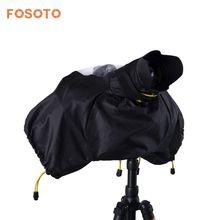Fosoto крышка камеры водостойкий непромокаемый дождь мягкая сумка фото Professional цифровой чехол для Canon Nikon Pendax sony DSLR камеры s