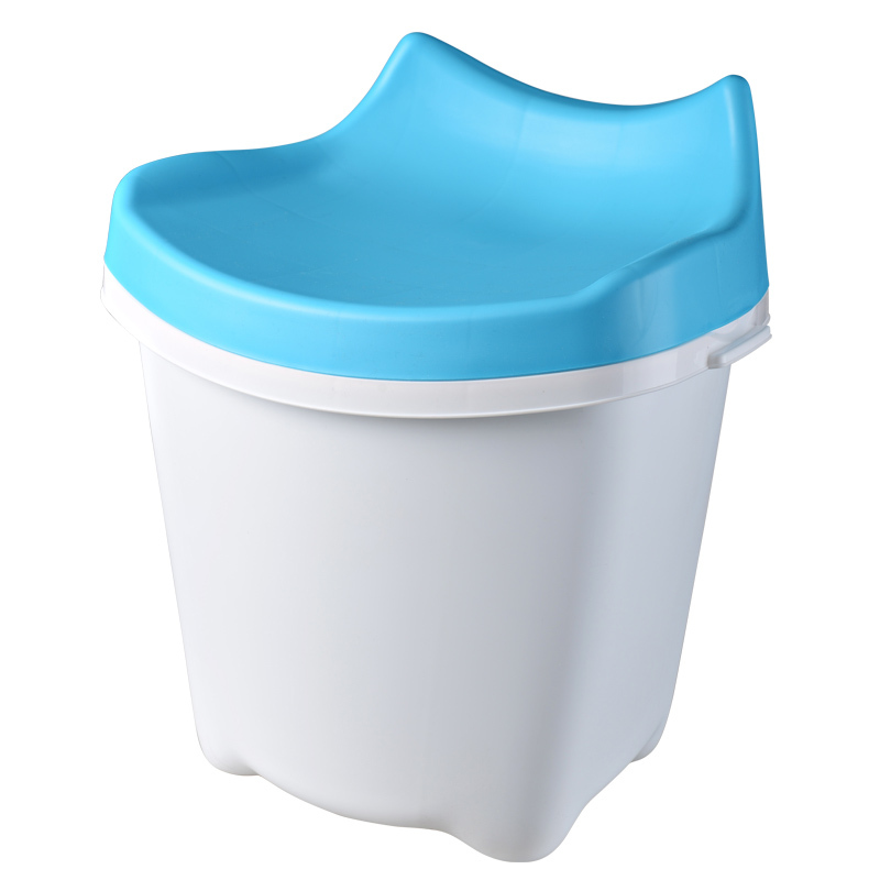 Online Shop Fertile fertile multifunction stool thick waterproof plastic storage stool stool storage bucket debris finishing | Aliexpress Mobile  sc 1 st  AliExpress.com & Online Shop Fertile fertile multifunction stool thick waterproof ... islam-shia.org