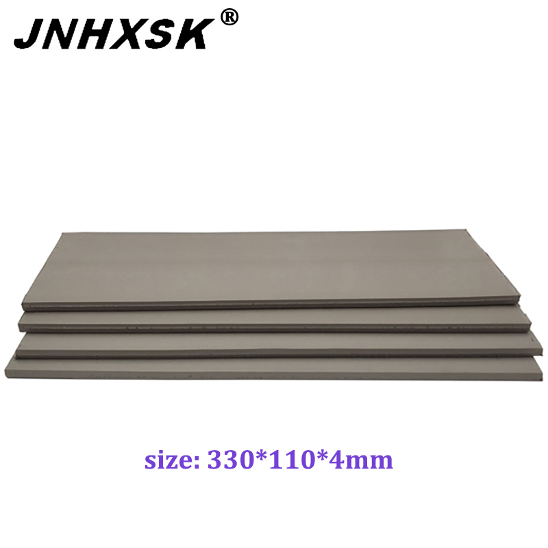 330x110x7mm Rubber Stamp Pad Flash Stamp Pad For CO2 Laser Engraver Cutter Machine