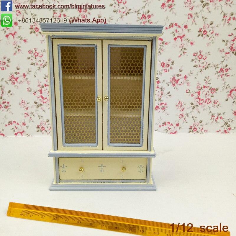 Compra muebles de casa de muñecas de madera online al por ...